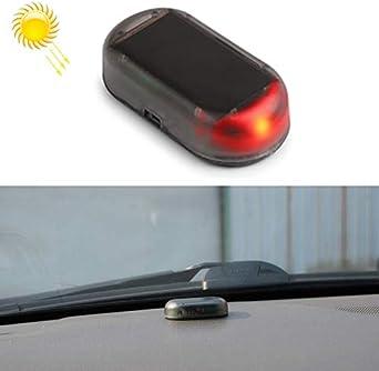 Hohe Qualität Lichter Lq S10 Auto Solar Power Simulierten Dummy Alarm Warnung Diebstahlschutz Led Sicherheit Blinklicht Fake Lampe Cms4508rl Beleuchtung