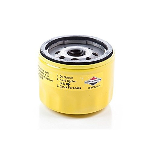 Genuine OEM Briggs & Stratton 696854 Pro Series Extended Life Oil Filter for Lawn Mowers