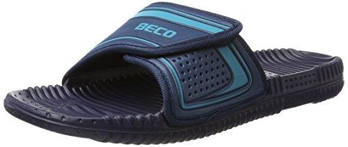 azul azul Beco azul Slipper marino Slipper Beco 8O6TccR7q