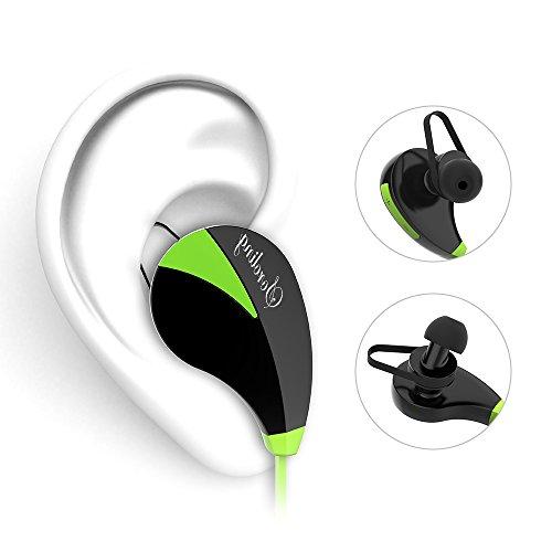 [해외]무선 헤드폰, Soroling In-Ear 스포츠 이어 버드 땀 방지 블루투스 헤드셋 운동 용, 조깅 용, 달리기 용 마이크가 장착 된 소음 차단 이어폰/Wireless Headphones, Soroling In-Ear Sports Earbuds Sweatproof Bluetooth Headsets Noise Cancelling ...