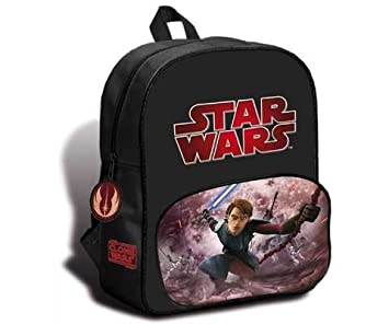 3faf0ff553fa Fantastic Star Wars Backpack  Amazon.co.uk  Toys   Games