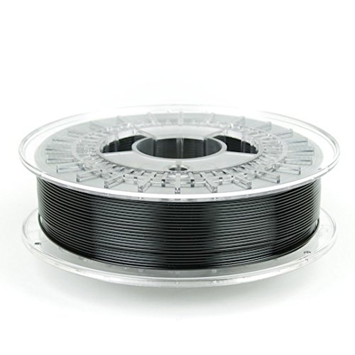 LulzBot ColorFabb_HT Filament, 2.85 mm, 0.7 kg Reel, Black