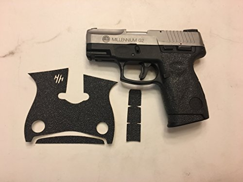 Handleitgrips Gun Grip Tape Wrap for Taurus G2 Millenium 9/40 (Parts Gun Taurus)