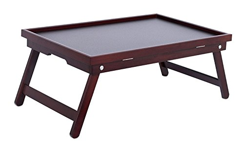 Walnut Tilt Top Table - 6