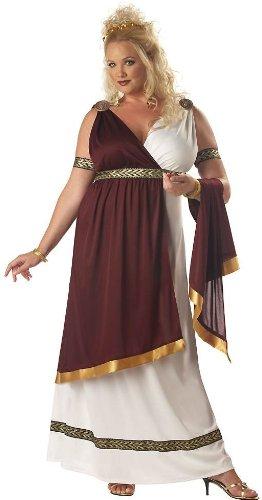 Roman Empress Adult Costume - Plus Size 2X