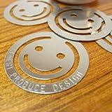 CEMENT PRODUCE DESIGN セメントプロデュースデザイン ハッピーフェイスクリップ