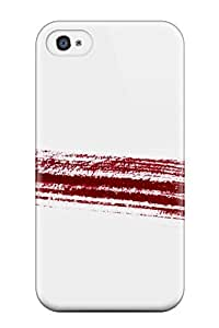 Fashionable Style Case Cover Skin For Iphone 4/4s- Artistic Abstract Artistic