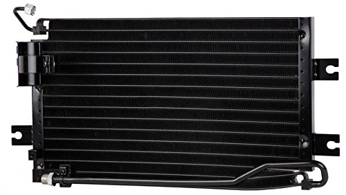 A/C Condenser - Cooling Direct For/Fit 4266 90-97 Mazda ()