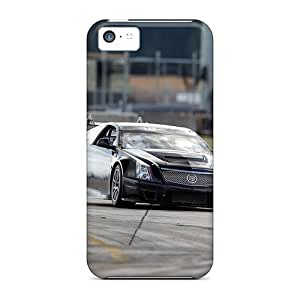 Shock-Absorbing Hard Cell-phone Cases For Iphone 5c With Provide Private Custom Stylish Cadillac Cts V Series IanJoeyPatricia
