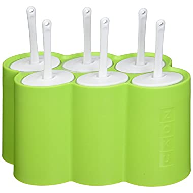 Zoku Classic Pop Molds, 6 with drip guards