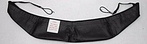 2006 Half Mask - Genuine Kia Accessories UC041-AY004 Front Mask for Kia Spectra 4-Door and 5-Door