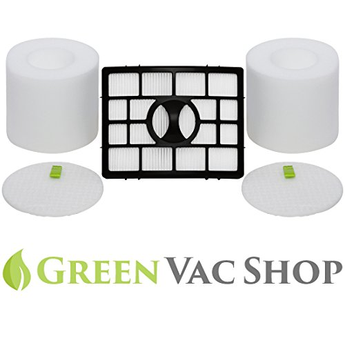 GreenVacShop 2+1pk Shark Rotator APEX DuoClean Powered Lift-