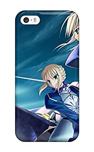 Fashion Protective Fate/stay Night Case Cover For Iphone 5/5s