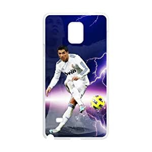 Cristiano Ronaldo For Samsung Galaxy Note4 N9108 Csae protection phone Case ST042365