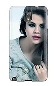Durable Case For The Galaxy Note 3- Eco-friendly Retail Packaging(selena Gomez 2013)