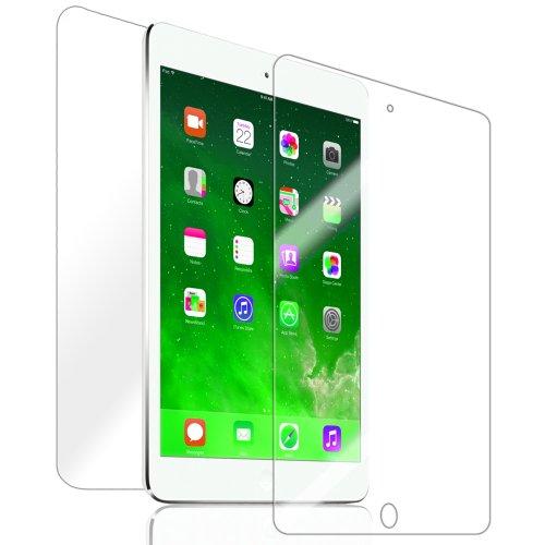 Apple iPad Mini Screen Protector, IQ Shield LiQuidSkin Full Body Skin + Full Coverage Screen Protector for Apple iPad Mini (iPad Mini 2,2nd Gen,3rd Gen,2013) HD Clear Anti-Bubble Film