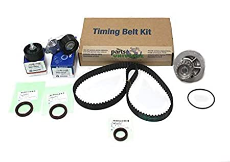 Amazon.com: Timing Belt Kit for Chevy Chevorlet Aveo 1.6 Part:95182222 (Belt By Gates/Tensioner By Daewoo/Pulley By DAEWOO) (Includes: 1 Water Pump 96352650 ...
