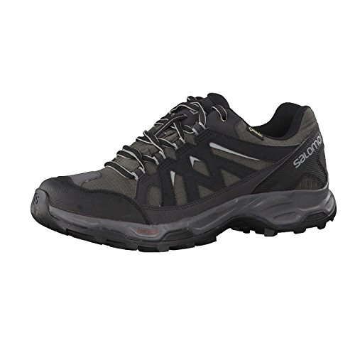 Salomon Herren L39356900 Trail Running Schuhe magnet/black/monument