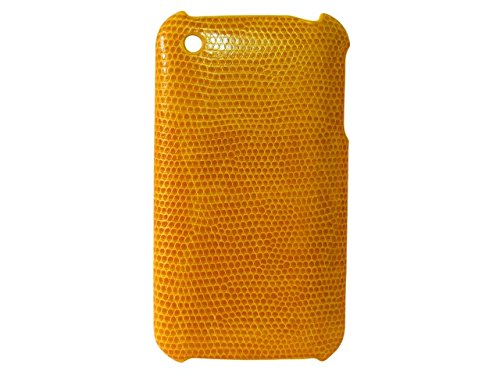 Telileo 0450 Back Case - Apple iPhone 3G iPhone 3GS - Snake Gelb