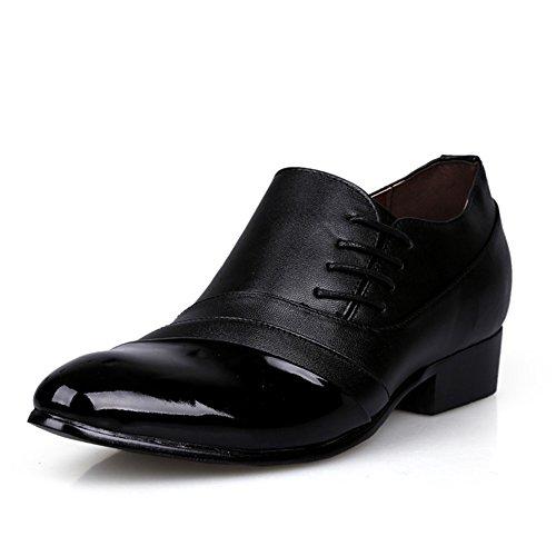 Zapatos casuales de verano/Tendencia de zapatos ocasionales de los hombres/Zapatos casual hombres salvajes Negro