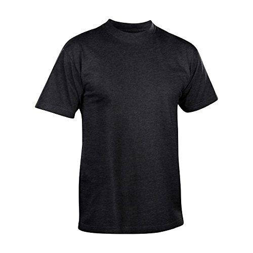 Black Melange 2X-Large Blaklader 330010259991XXL T-Shirt Safety Shirts