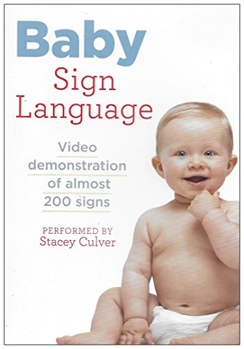 Baby Sign Language: Video Demonstration of Almost 200 Signs