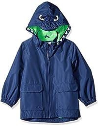Boys' Critter Rainslicker Lightweight Rain Jacket