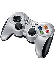 Logitech G 940-000119 Wireless Gamepad F710, Silver