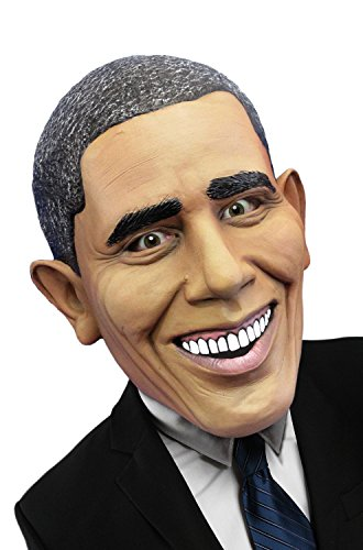 Rubie's Obama Costume Mask (One-Size)]()