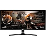 "Monitor Gamer Full HD LG Curvo Widescreen IPS 34"" - 34UC79-G"
