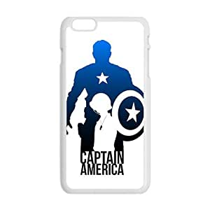 RMGT Brave Captain America Cell Phone Case for iphone 4 4s
