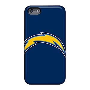 Excellent Hard Phone Case For Apple Iphone 6 (qXC1338PAjG) Unique Design Trendy San Diego Chargers Image