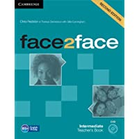 face2face Intermediate Teacher's Book with DVD