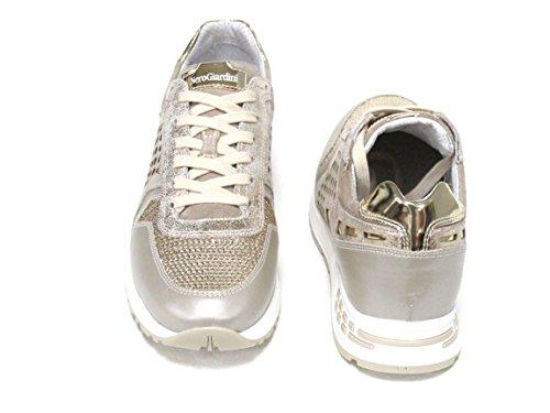 Nero Giardini sneaker 717220 savana platino