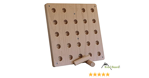 Pegboard for direct mounting on the wall
