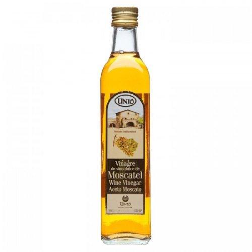 UNIO Moscatel Wine Vinegar, 17 FZ (Sweet Wine Moscato)