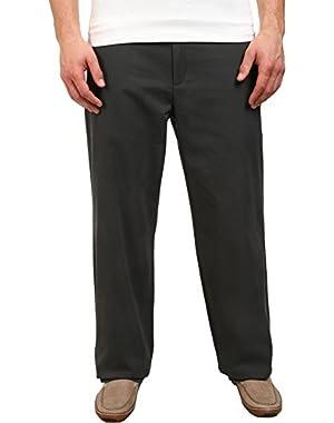 Men's Men's Big & Tall Easy Khaki Storm Pants