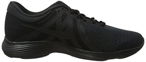 Scarpe Nike Running Uomo Nero black black 4 Revolution 002 Eu wqrZCIrtx