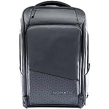 NOMATIC Backpack- Slim Black Water Resistant Anti-Theft 20L Laptop Bag RFID Protected