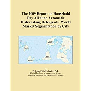 The 2009 Report on Household Dry Laundry Detergents: World Market Segmentation City