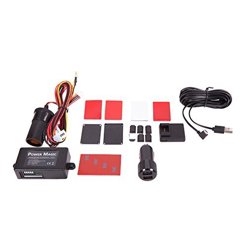 iTracker mini0806 Kit de Soporte Juego de Accesorios para GPS Antena Cable para Coche cámara Dashcam de automóvil: Amazon.es: Electrónica