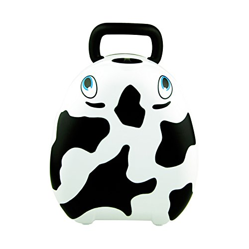 My Carry Potty Portable Travel Potty - Cow BabyCentre MCP VACHE