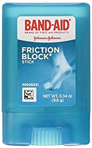 Band-Aid Friction Blister Block Stick (Pack of 1)