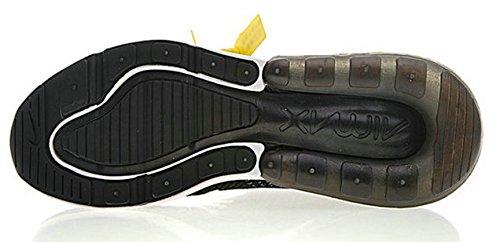 Black Homme de Chaussures Max 270 270 Air AH8050 Max Air Femme White 015 Flyknit Running wt4xRq