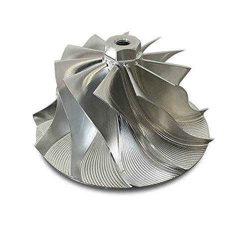 DieselSite Billet Wicked Wheel 2 for Powermax Turbos on 6.0L Powerstroke