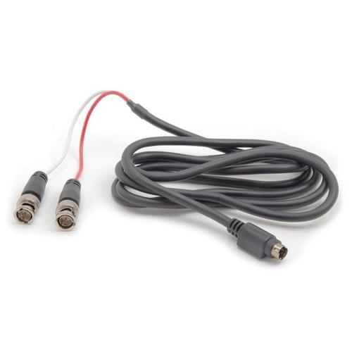 Hosa VSB-346 S-Video Y Cable 4-Pin - BNCM 6 Feet