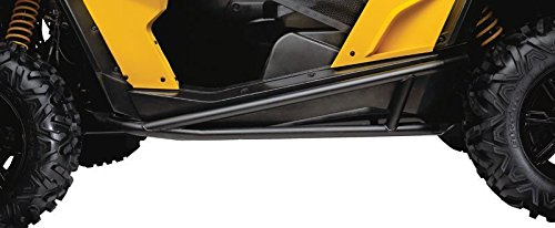 - New Can-Am Commander Rock Brush Guard Slider Nerf Bars 715001722 Can Am 1000 800 by Can-Am