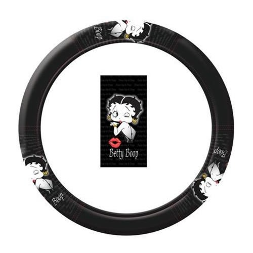 steering wheel betty boop - 1