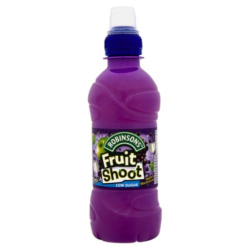Robinsons Fruit Shoot Apple & Blackcurrant 24 x 275ml by Robinsons