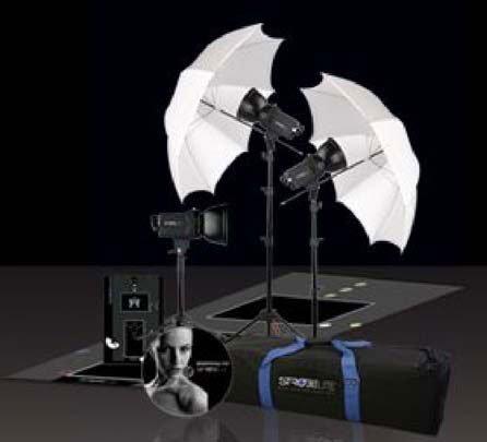 (Photo Basics 241 Strobelite Three Light Kit)